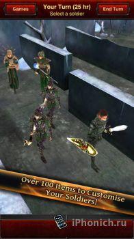 Battle Dungeon - тактическая игра