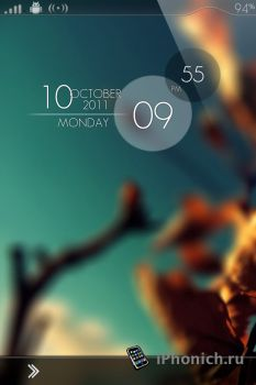 LS MultiLockscreens - застваки для iPhone 4