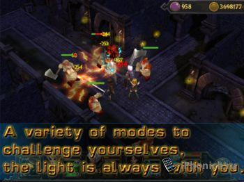 Light Legend - ролевая файтинг-игра в антураже Западной магии.