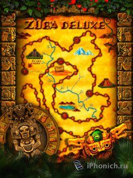 ZUBA Deluxe 3D - Логическая головоломка, с красивой графикой