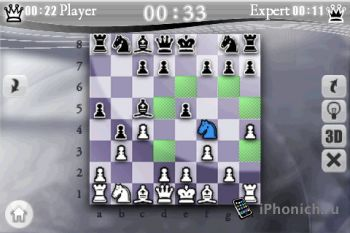 Chess Classics - лучшие шахматы для iPhone