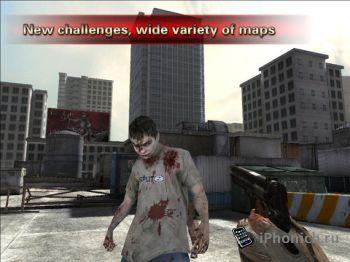 Dead Rage: Revenge Soul HD - вирус поразил город, дальше как обычно