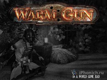 Warm Gun  - футуристический командный шутер.