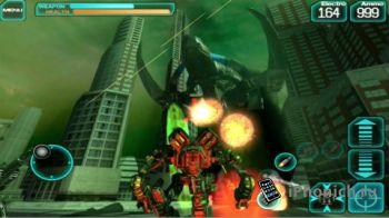Mech Pilot - управляйте огромным мехом и истребляйте врагов.