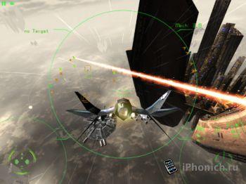Scorching Skies - чумовая леталка с отличной современной графикой!