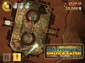 Lazy Raiders - логическая игра