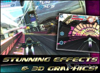 FLASHOUT 3D  - футуристические гонки на выживание.
