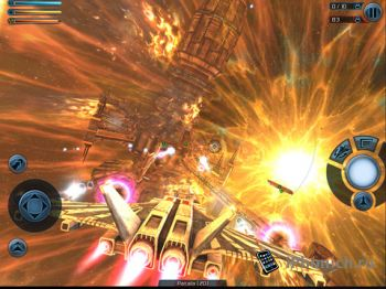 Galaxy on Fire 2™ HD - красивая игра которая затягивает