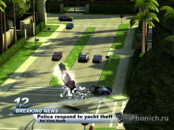 Smash Cops Heat - напряженная гоночная игра