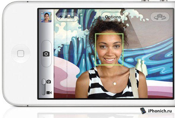 FaceDetectionDuringVideo - распознавание лиц для iPhone