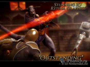 Rage of the Gladiator - эта игра затмила всех