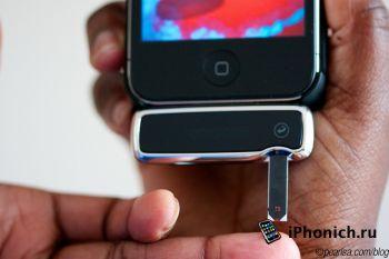 Сенсация! iPhone научат делать анализ мочи и крови