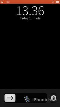 Circul8 - тема для iPhone 5, 4S, 4