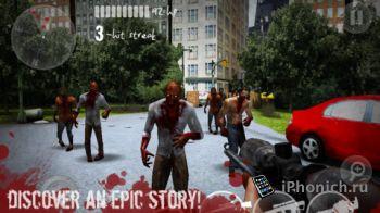 N.Y.Zombies 2 - зомби-шутер.
