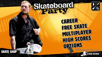 Mike V: Skateboard Party HD для iPhone и iPad