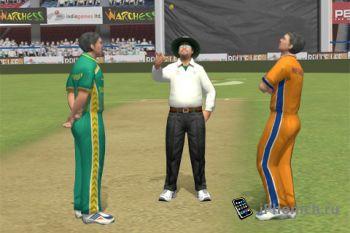 Cricket WorldCup Fever Deluxe - крикет для iPhone и iPad