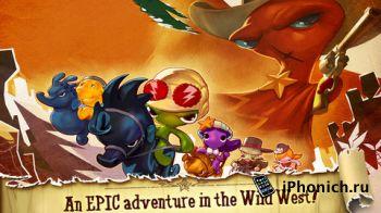 Squids Wild West - экшен/стратегия/RPG