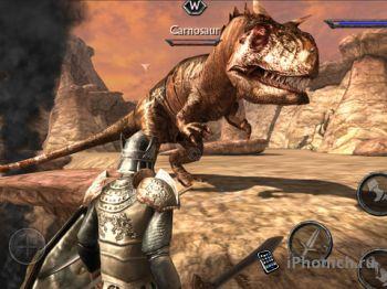 Ravensword: Shadowlands - Action RPG для iOS