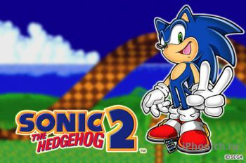 Sonic the Hedgehog 2 - Ежик Соник для iPhone / iPod Touch