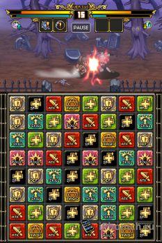 Shining Core - сочетание головоломки и ролевой игры