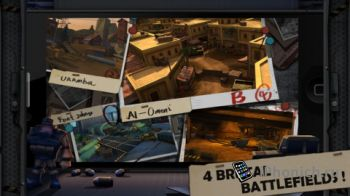 WarCom: Genesis - Тактический командный бой на iOS!