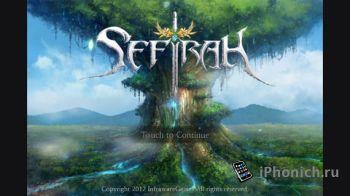 Sefirah - RPG с элементами стратегии