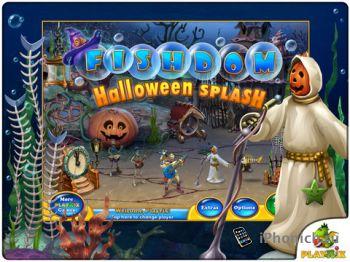 Fishdom: Spooky Splash HD - продолжение игры Фишдом
