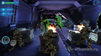 "Starship Troopers: Invasion ""Mobile Infantry"" - action для iOS"