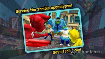 Epic Evil Twins - многопользовательский шутер, мочим зомби.