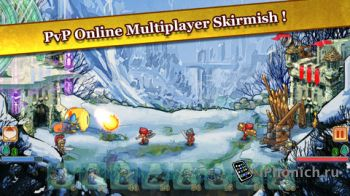 Castle Conflict 2 - одна из лучших игр Appstore