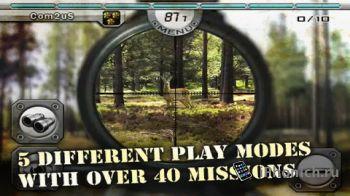 Sniper Vs Sniper: Online - Онлайн симулятор снайпера для iOS