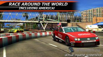 Race Of Champions World - твой шанс сразиться с великими чемпионами автогонок!