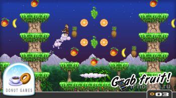 Monkey Flight - логическая игра про обезьян