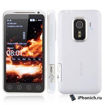 Смартфон ZOPO ZP100+: краткий обзор