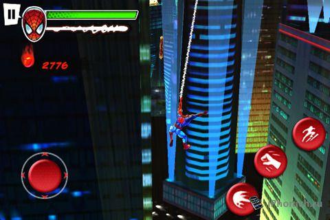 Spider-Man: Total Mayhem на iPhone/ iPad / iPod Touch
