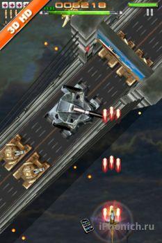 iStriker: Rescue & Combat - одна из популярных стрелялок для iPhone и iPad
