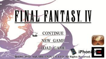 FINAL FANTASY IV - JRPG