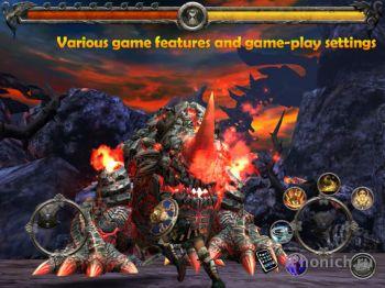 Wanderer:War Song - слешер с хорошей графикой и динамичным геймплеем.
