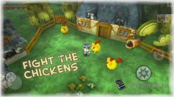 Pete the Postman - Хорошая игра для iPhone 5 и других