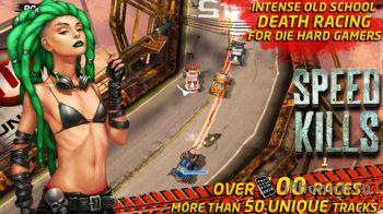 Speed Kills - гонки в духе Death Rally от отечественного разработчика.
