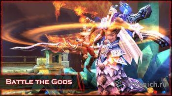 The Gods: Uprising - слешер.