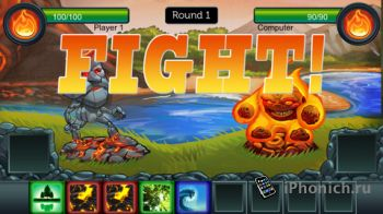 Elementa HD для iPhone / iPod Touch / iPad
