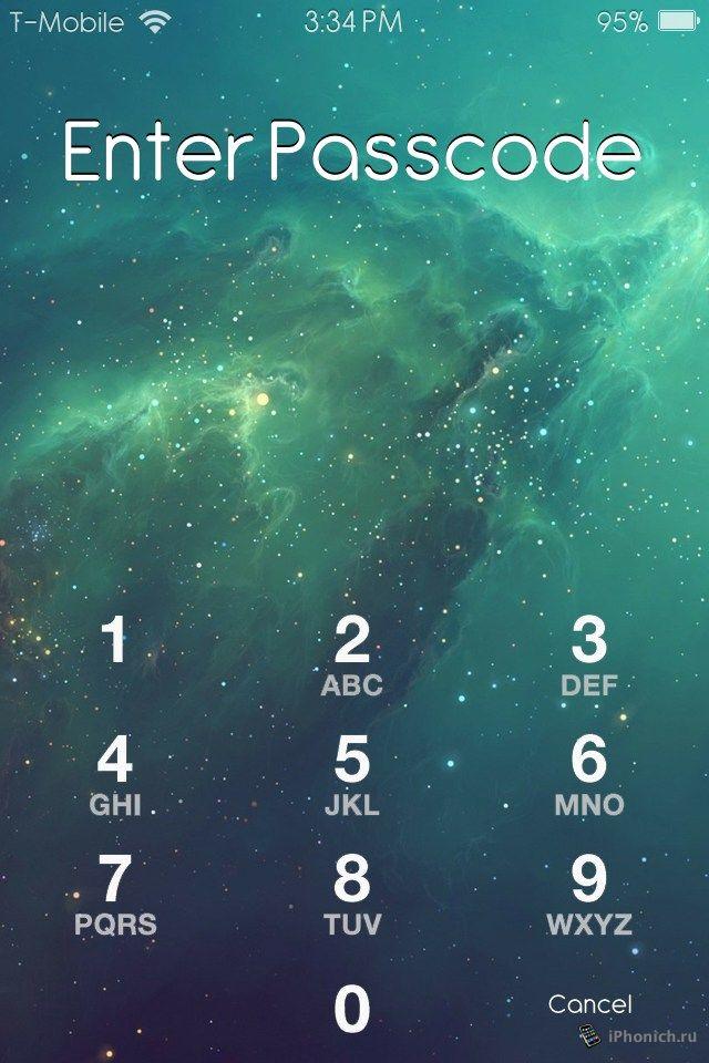 скачать темы на айфон 5s