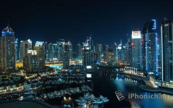 Новые панорамные обои для iOS 7
