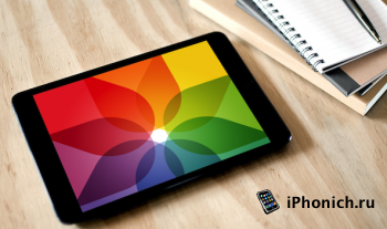 Retina обои в стиле iOS 7