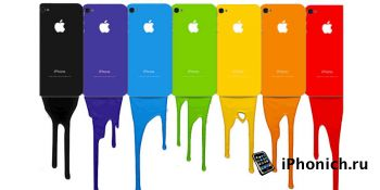 В конце июля запустят производство iPhone 5S