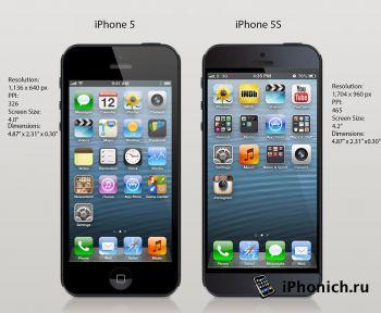 Релиз нового iPhone 5S отложили