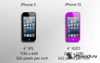 iPhone 5S будет полностью отличаться от iPhone 5