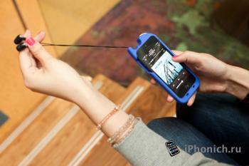 TurtleCell Case - чехол для iPhone с наушниками