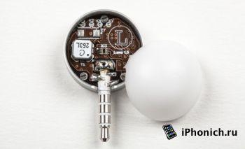 Lumu - портативный экспонометр для iPhone